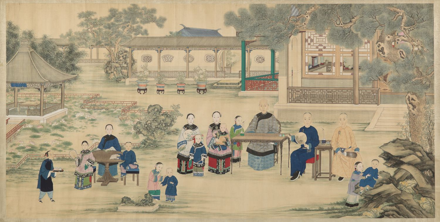an analysis of various chinese arts in the ming dynasty The chinese dynasty timeline print the qin dynasty had various advances arts, architecture, and literature, the ming dynasty had it all.